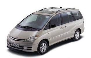 Kofferraum reversibel für Toyota Previa